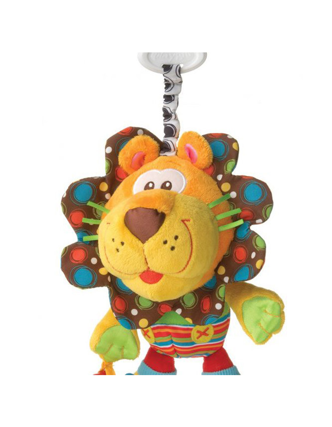 Playgro Activity Friend Roary Lion Cot Toy For Baby Pg