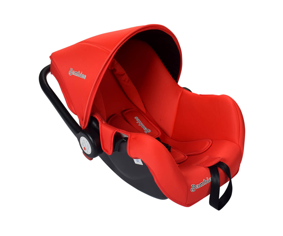 Buy Bambies Carry Cot Red A Online Graco Babyshop